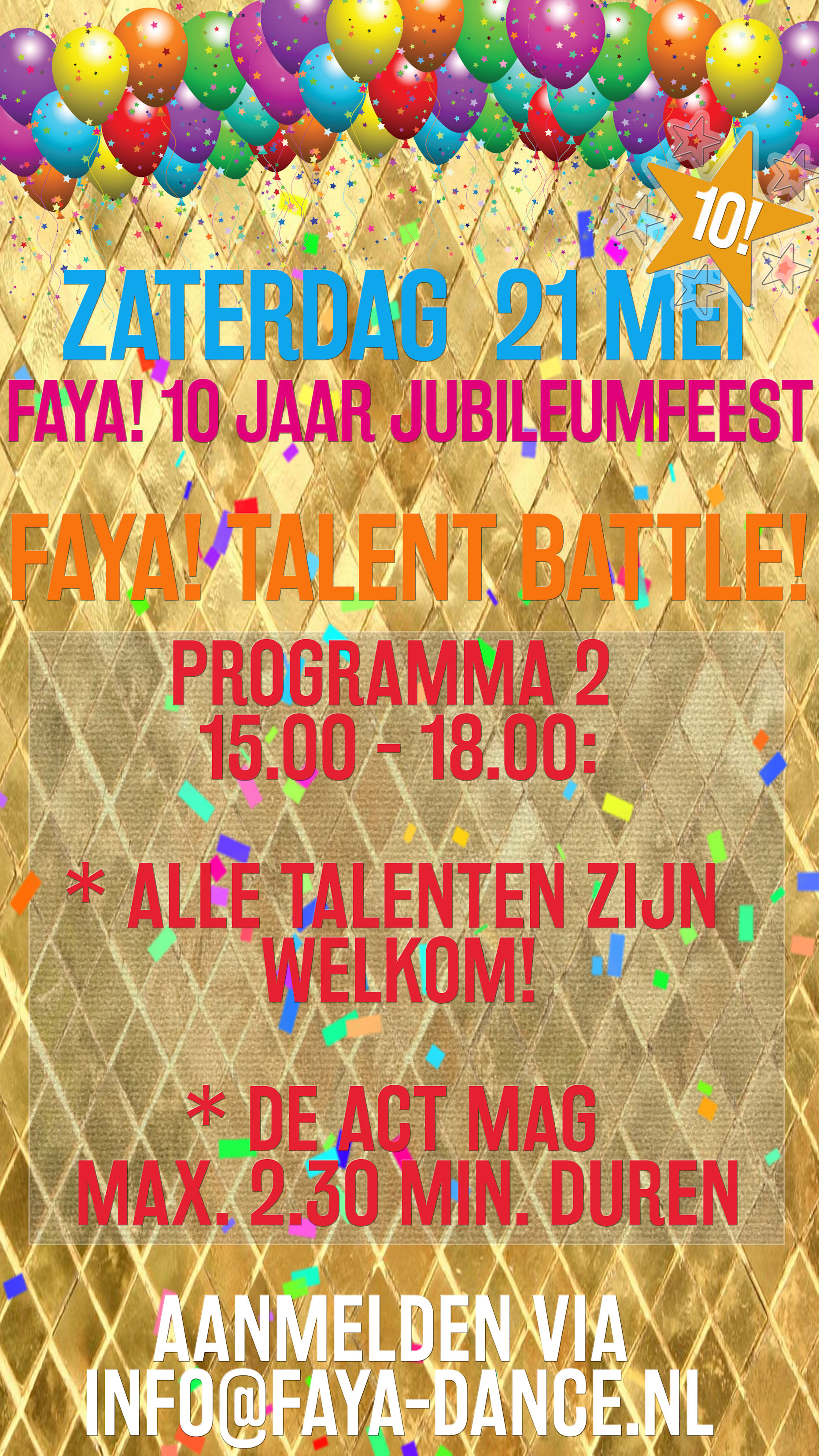 FAYA 21 MEI TALENT BATTLE VERTICAALKopie